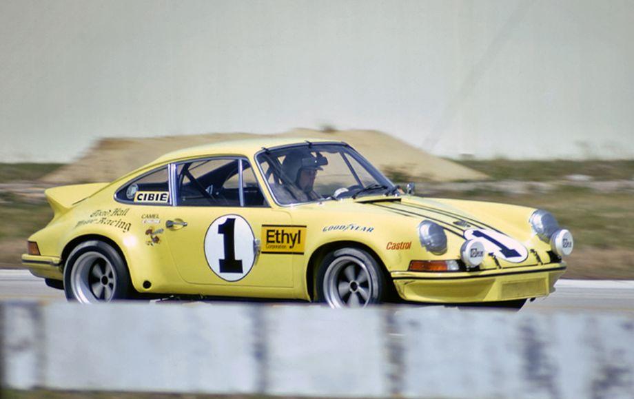 Toad Hall Motor Racing Porsche 911 Carrera RSR