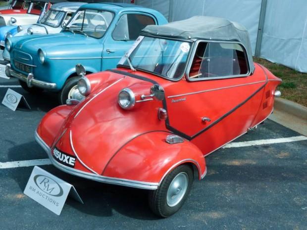 1959 Messerschmitt KR 200 Convertible