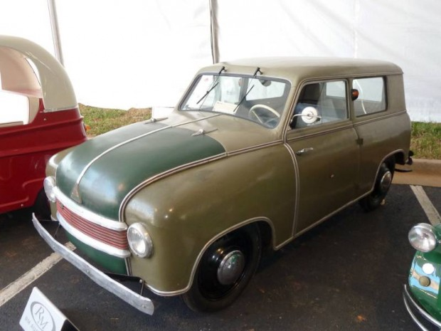 1952 Lloyd LS 300 Kombi