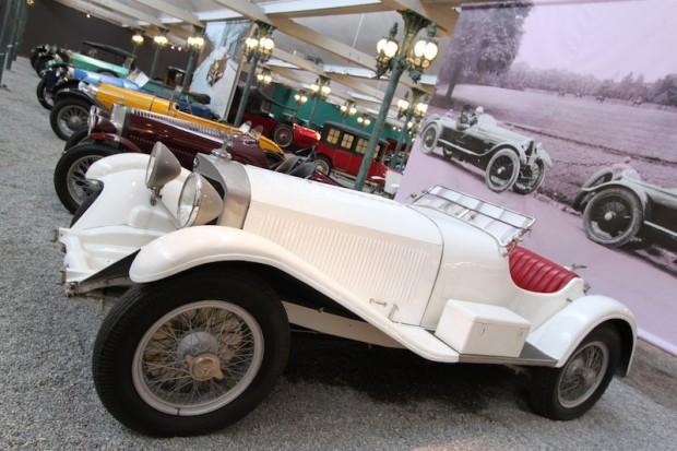 1929 Mercedes-Benz SSK, Schlumpf Collection