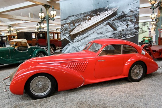 Schlumpf collection profile photo gallery and history - Garage mercedes mulhouse ...