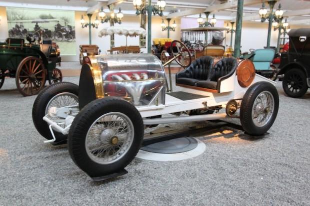 Bugatti Type 18 Garros - Schlumpf Collection