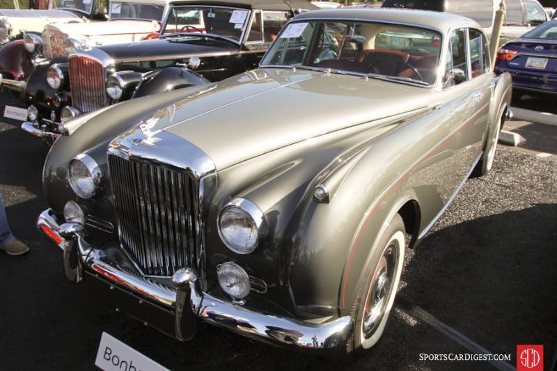 1962 Bentley S2 Continental Flying Spur, Body by H.J. Mulliner