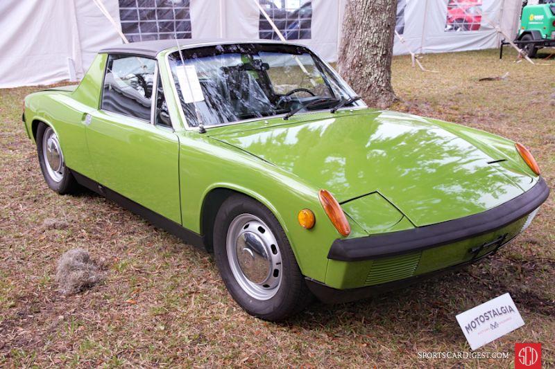 1971 Porsche 914/4 Targa