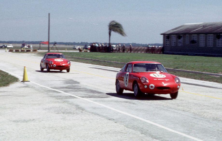 Abarth-Fiat, 1963 Sebring