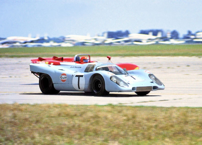 Happy 40th anniversary porsche 917 photo gallery for Used cars airport motor mile