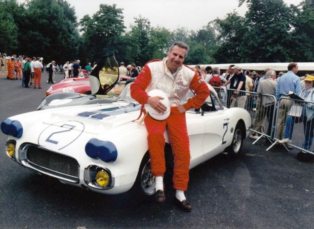 Le Mans 1960 Chevrolet Corvette