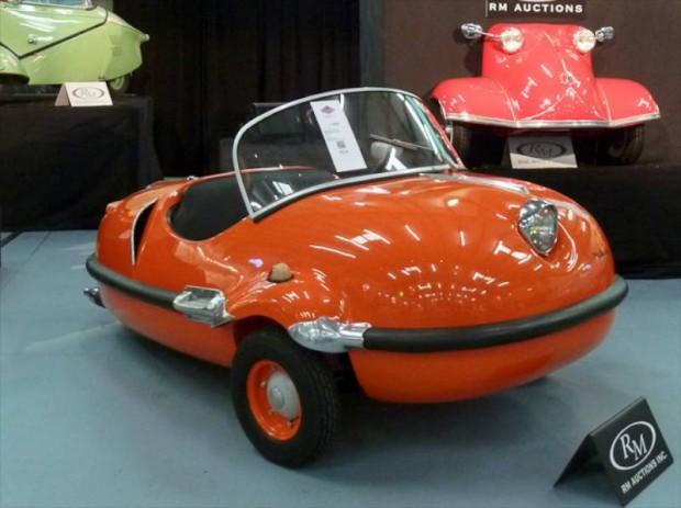 1956 Avolette Record Deluxe Roadster