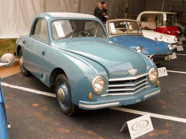 1951 Gutbrod Superior 600 Coupe