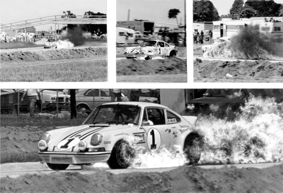 Toad Hall Porsche 911 Carrera RSR Sebring Fire