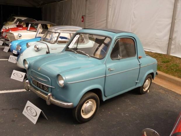1957 Vespa 400 Coupe