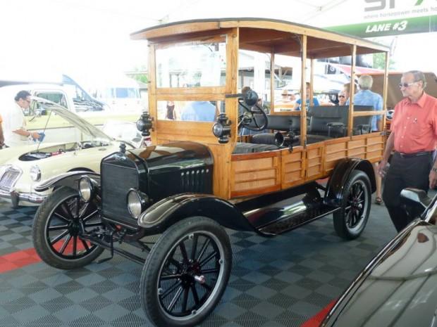 1921 Ford Model T Depot Hack