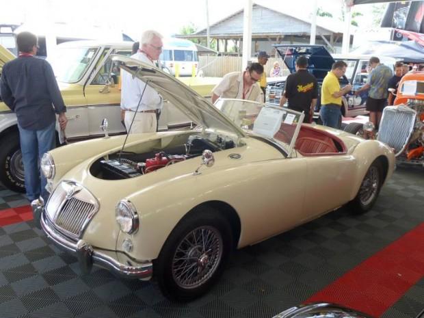 1957 MG A 1500 Roadster