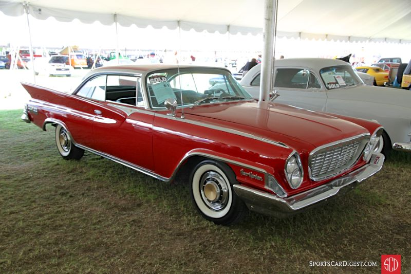 1961 Chrysler New Yorker 2-Dr. Hardtop