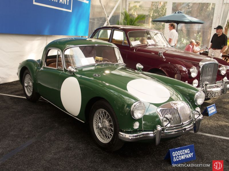 1959 MG A Coupe
