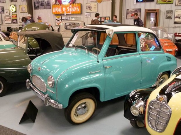 1958 Goggomobil T-250 2-Dr. Sedan