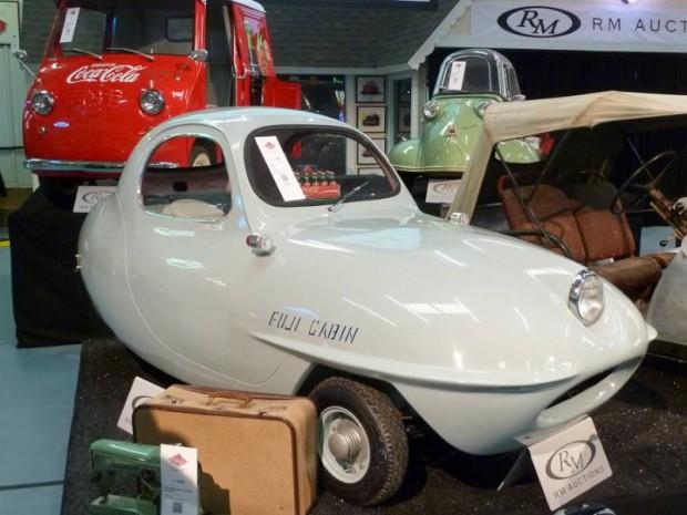 1955 Fuji Cabin Coupe