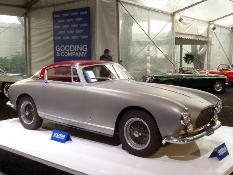 1955 Ferrari 250 Europa GT Coupe, Body by Pinin Farina
