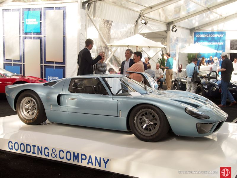 1966 Ford GT40 Mk I Coupe