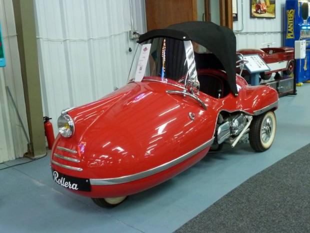 1958 Rollera Roadster