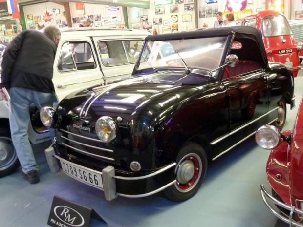 1953 Rovin D4 Roadster