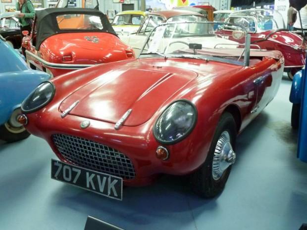 1960 Berkeley T60 Roadster