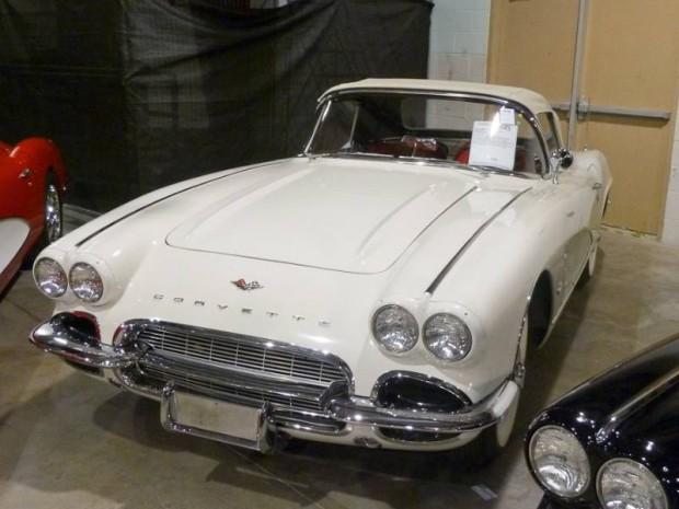 1961 Chevrolet Corvette Fuel Injected Convertible