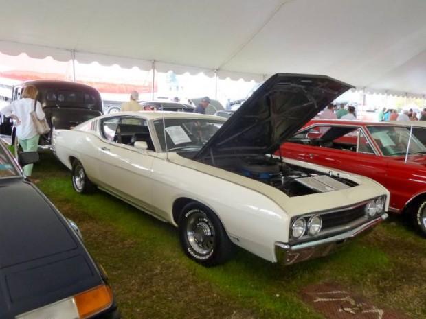 1969 Ford Torino Talladega Fastback