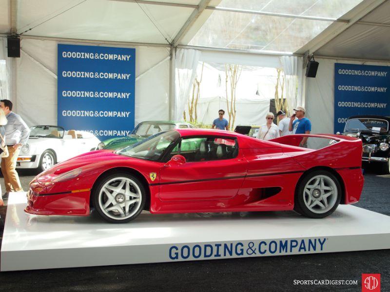 1995 Ferrari F50 Coupe, Body by Pininfarina