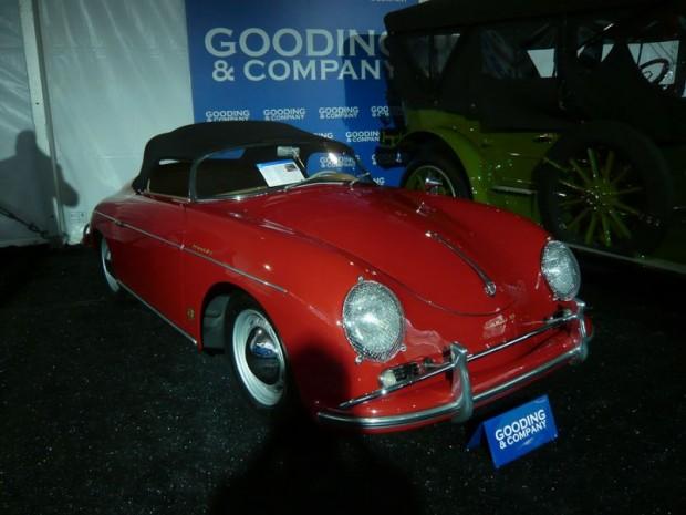 1957 Porsche 356A Speedster for sale
