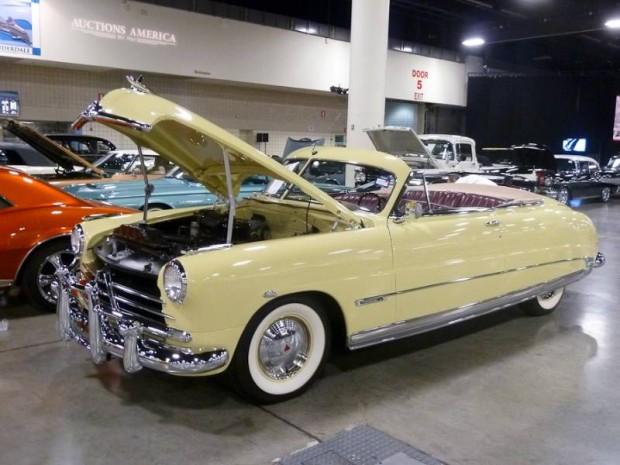 1950 Hudson Commodore 8 Convertible