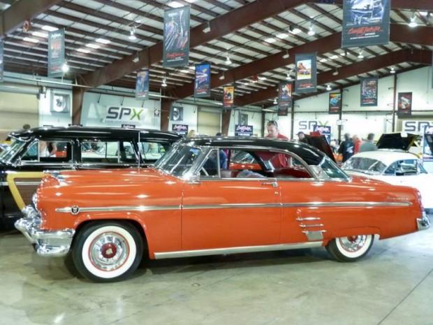 1954 Mercury Monterey 2-Dr. Hardtop