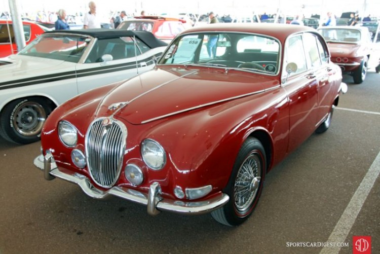 1967 Jaguar Mark 2 3.8 4-Dr. Sedan