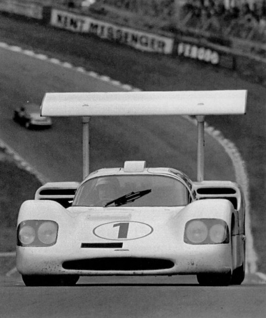Phil Hill Chaparral 2F picture