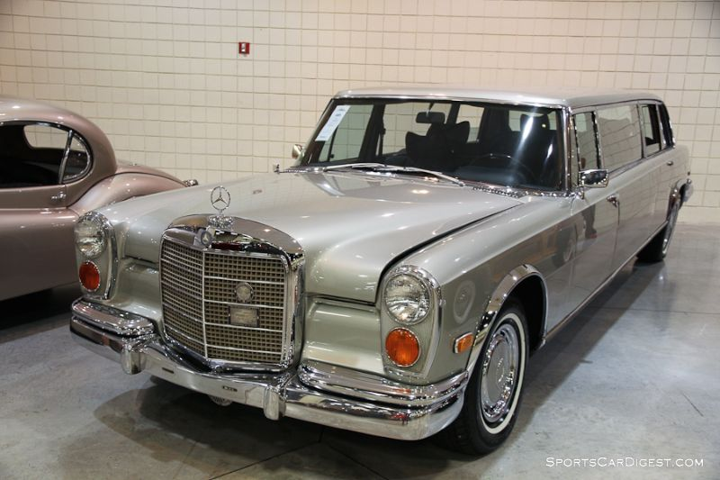 1970 Mercedes-Benz 600 Pullman Limousine