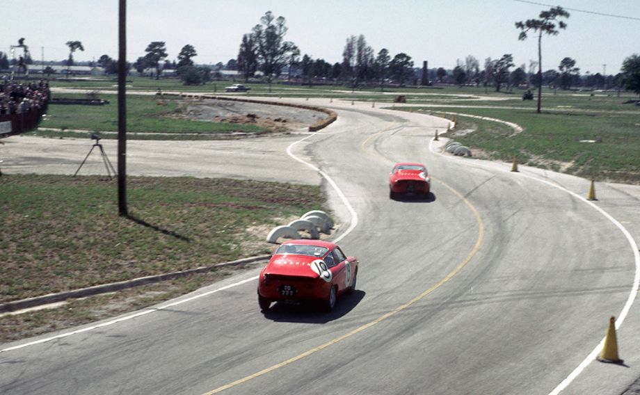 Fiat Abarth, 1963 Sebring 12 Hours