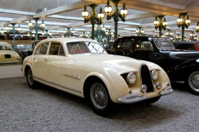 Bugatti Type 101 Sedan