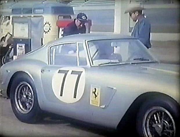 NART Ferrari 250 GT SWB Doug Thiem