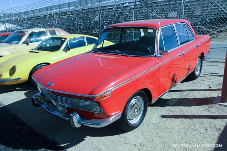 1967 BMW 2000 Sedan