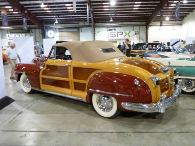 1946 Chrysler Town and Country Roadster