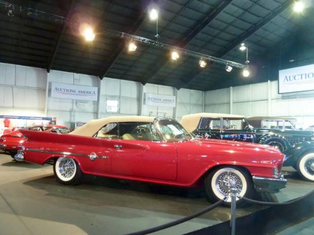 1961 Chrysler 300G Convertible
