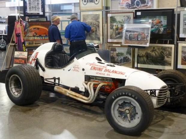 1962 CAE USAC Sprint Car