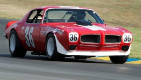 1971 Pontiac Firebird of Mark Mountanos