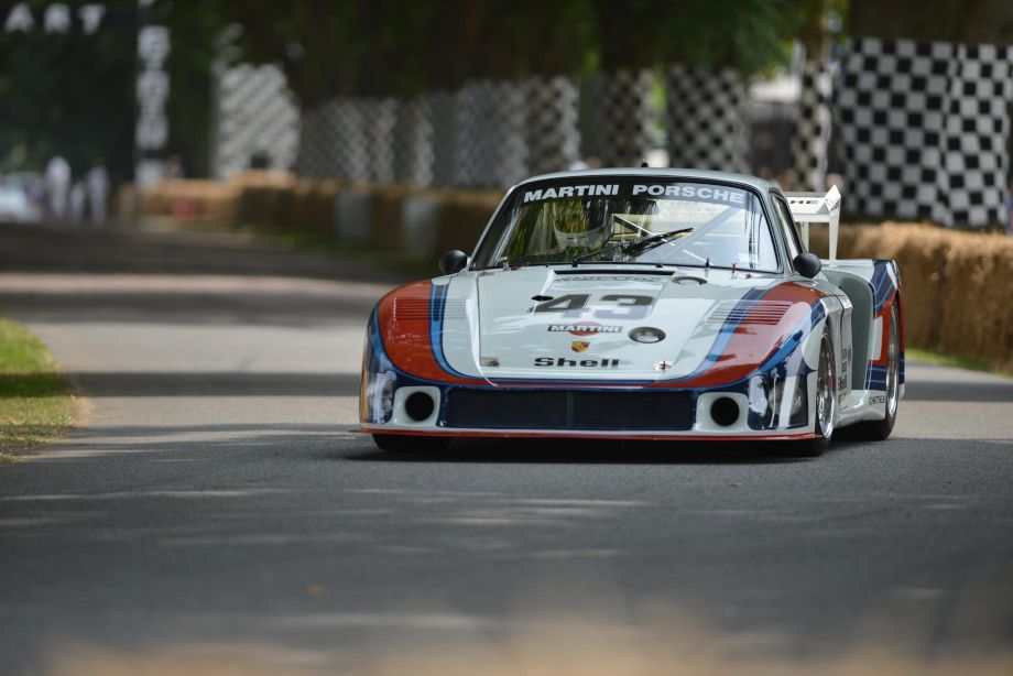 Martini Racing Porsche 935/78 Moby Dick