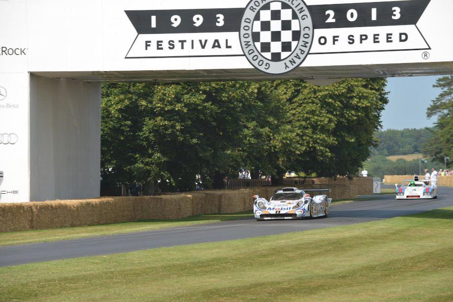 Porsche 911 GT1, winner at Le Mans 1998