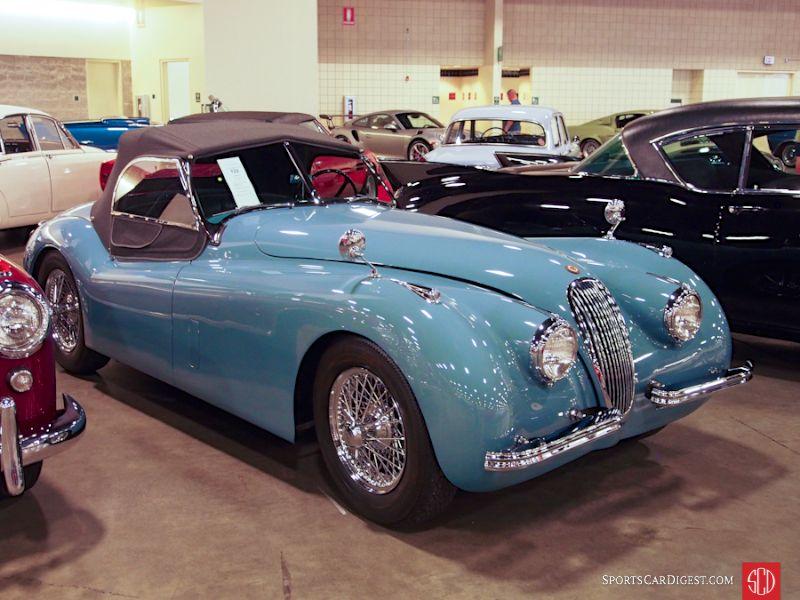 1952 Jaguar XK 120 Roadste