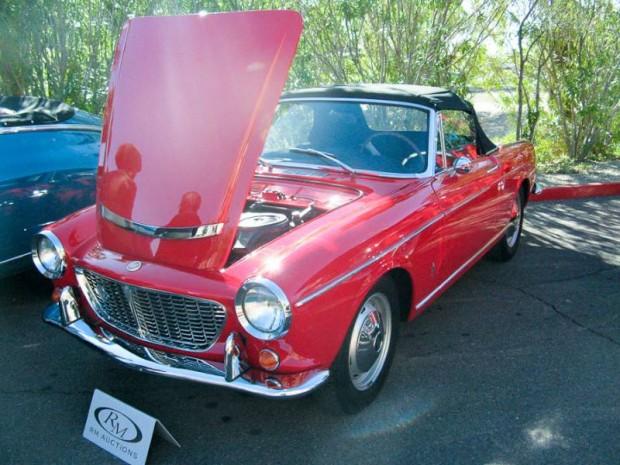 1961 Fiat-OSCA 1500S Spider