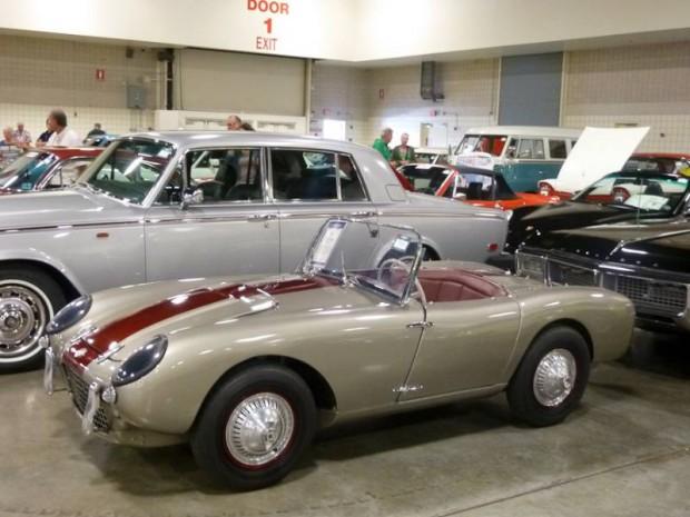 1959 Berkeley S-E 492 Roadster