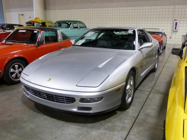 1998 Ferrari 456 GTA Coupe
