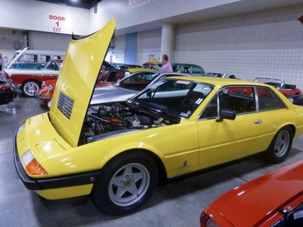 1982 Ferrari 400iA